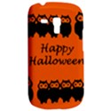 Happy Halloween - owls Samsung Galaxy S3 MINI I8190 Hardshell Case View2