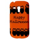 Happy Halloween - owls Samsung Galaxy S3 MINI I8190 Hardshell Case View3