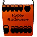 Happy Halloween - owls Flap Covers (S)  View1
