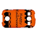 Happy Halloween - owls Samsung Galaxy S7710 Xcover 2 Hardshell Case View1