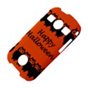 Happy Halloween - owls Samsung Galaxy S7710 Xcover 2 Hardshell Case View4