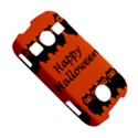 Happy Halloween - owls Samsung Galaxy S7710 Xcover 2 Hardshell Case View5
