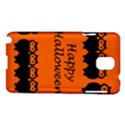 Happy Halloween - owls Samsung Galaxy Note 3 N9005 Hardshell Case View1