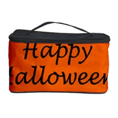 Happy Halloween   Owls Cosmetic Storage Case