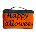 Happy Halloween - owls Cosmetic Storage Case View1