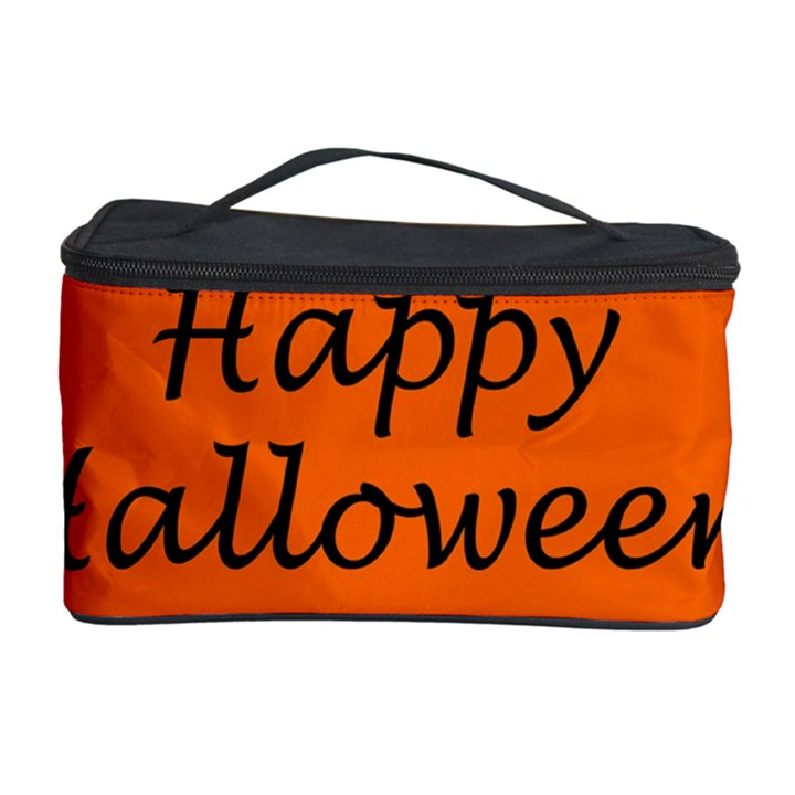 Happy Halloween - owls Cosmetic Storage Case