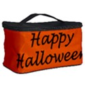 Happy Halloween - owls Cosmetic Storage Case View2