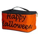 Happy Halloween - owls Cosmetic Storage Case View3