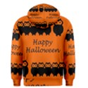 Happy Halloween - owls Men s Pullover Hoodie View2