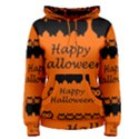 Happy Halloween - owls Women s Pullover Hoodie View1