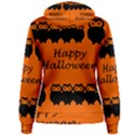 Happy Halloween - owls Women s Pullover Hoodie View2