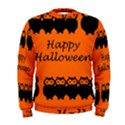 Happy Halloween - owls Men s Sweatshirt View1