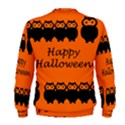 Happy Halloween - owls Men s Sweatshirt View2