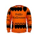 Happy Halloween - owls Kids  Sweatshirt View1
