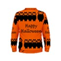 Happy Halloween - owls Kids  Sweatshirt View2