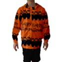 Happy Halloween - owls Hooded Wind Breaker (Kids) View1