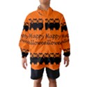 Happy Halloween - owls Wind Breaker (Kids) View1