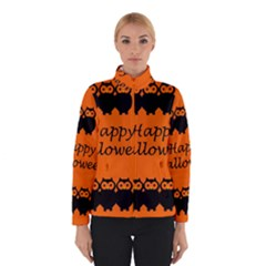 Happy Halloween - owls Winterwear