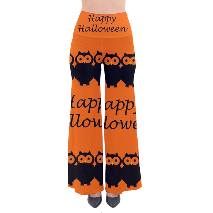 Happy Halloween - owls Pants