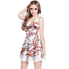 Twenty One Pilots Tear In My Heart Soysauce Remix Reversible Sleeveless Dress