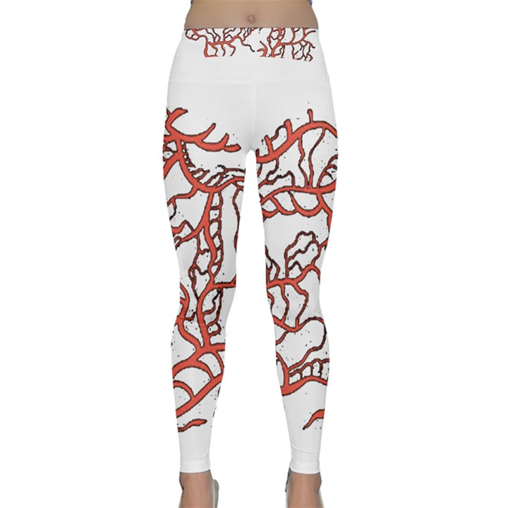 Twenty One Pilots Tear In My Heart Soysauce Remix Yoga Leggings