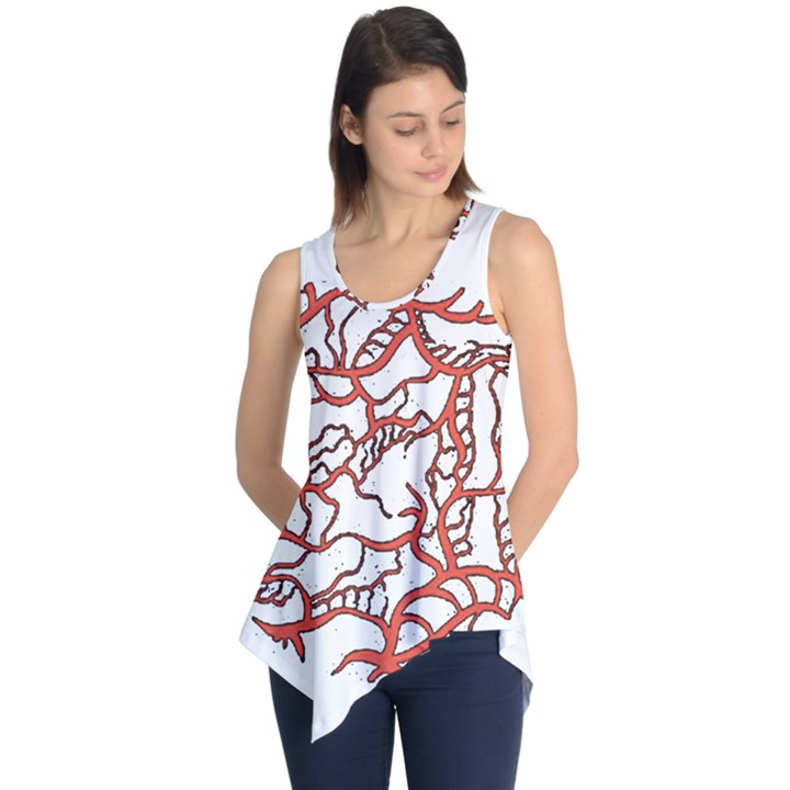 Twenty One Pilots Tear In My Heart Soysauce Remix Sleeveless Tunic