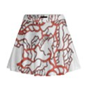 Twenty One Pilots Tear In My Heart Soysauce Remix Mini Flare Skirt View1