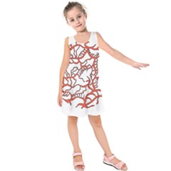 Twenty One Pilots Tear In My Heart Soysauce Remix Kids  Sleeveless Dress