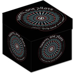 Twenty One Pilots Storage Stool 12