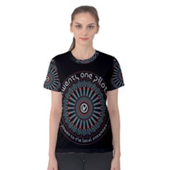 Twenty One Pilots Women s Cotton Tee