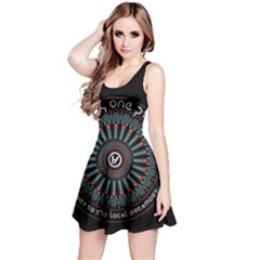 Twenty One Pilots Reversible Sleeveless Dress
