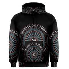 Twenty One Pilots Men s Zipper Hoodie