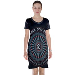 Twenty One Pilots Short Sleeve Nightdress