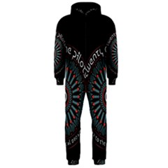 Twenty One Pilots Hooded Jumpsuit (men)