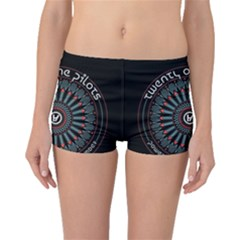 Twenty One Pilots Boyleg Bikini Bottoms