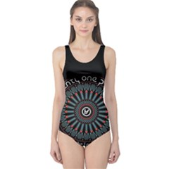Twenty One Pilots One Piece Swimsuit