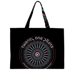 Twenty One Pilots Large Tote Bag