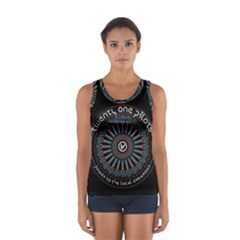 Twenty One Pilots Women s Sport Tank Top
