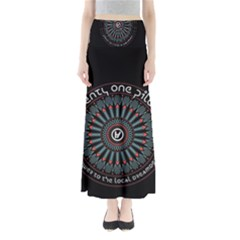 Twenty One Pilots Maxi Skirts