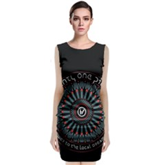 Twenty One Pilots Classic Sleeveless Midi Dress