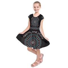 Twenty One Pilots Kids  Short Sleeve Dress