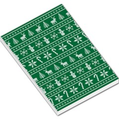 Ugly Christmas Large Memo Pads