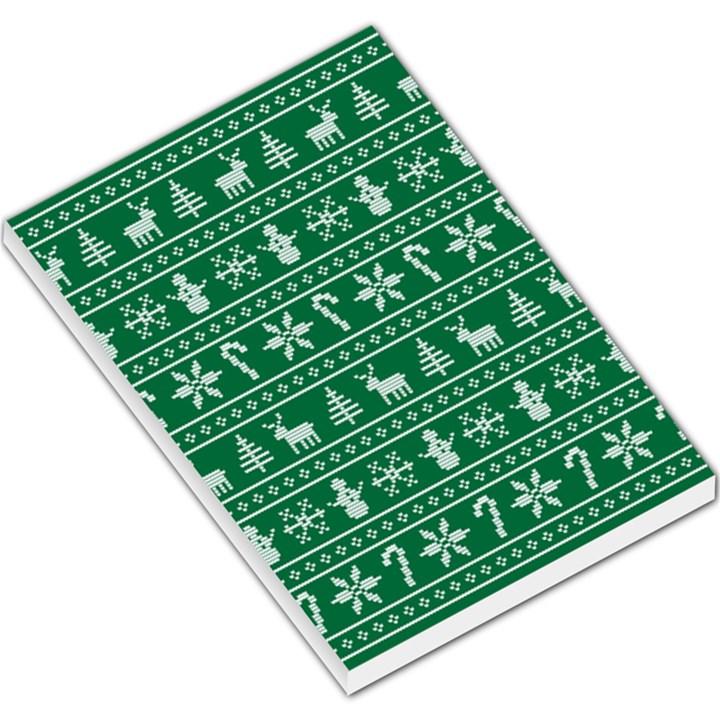 Ugly Christmas Large Memo Pads