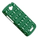 Ugly Christmas HTC One S Hardshell Case  View5