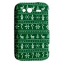 Ugly Christmas HTC Wildfire S A510e Hardshell Case View2