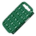 Ugly Christmas Samsung Galaxy S III Hardshell Case (PC+Silicone) View4