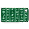 Ugly Christmas Apple iPhone 4/4S Hardshell Case (PC+Silicone) View1