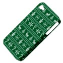 Ugly Christmas Apple iPhone 4/4S Hardshell Case (PC+Silicone) View4