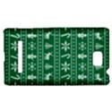 Ugly Christmas HTC 8S Hardshell Case View1