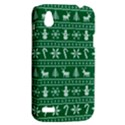 Ugly Christmas HTC Desire V (T328W) Hardshell Case View2
